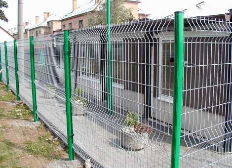 Svařované plotové panely