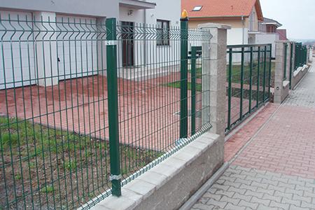 Svařované ploty